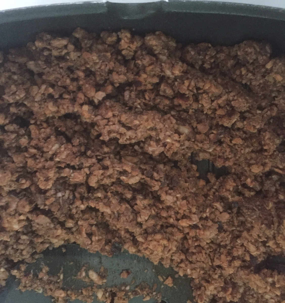 Homemade Ground Beef Substitute