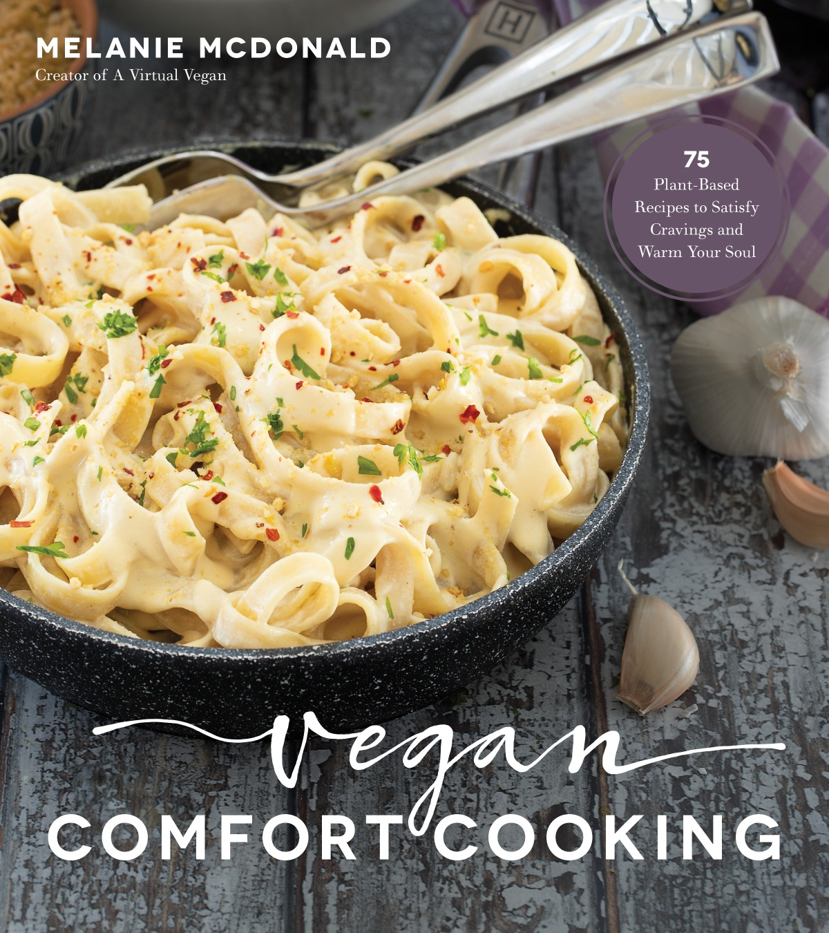 Vegan Comfort Cooking cover