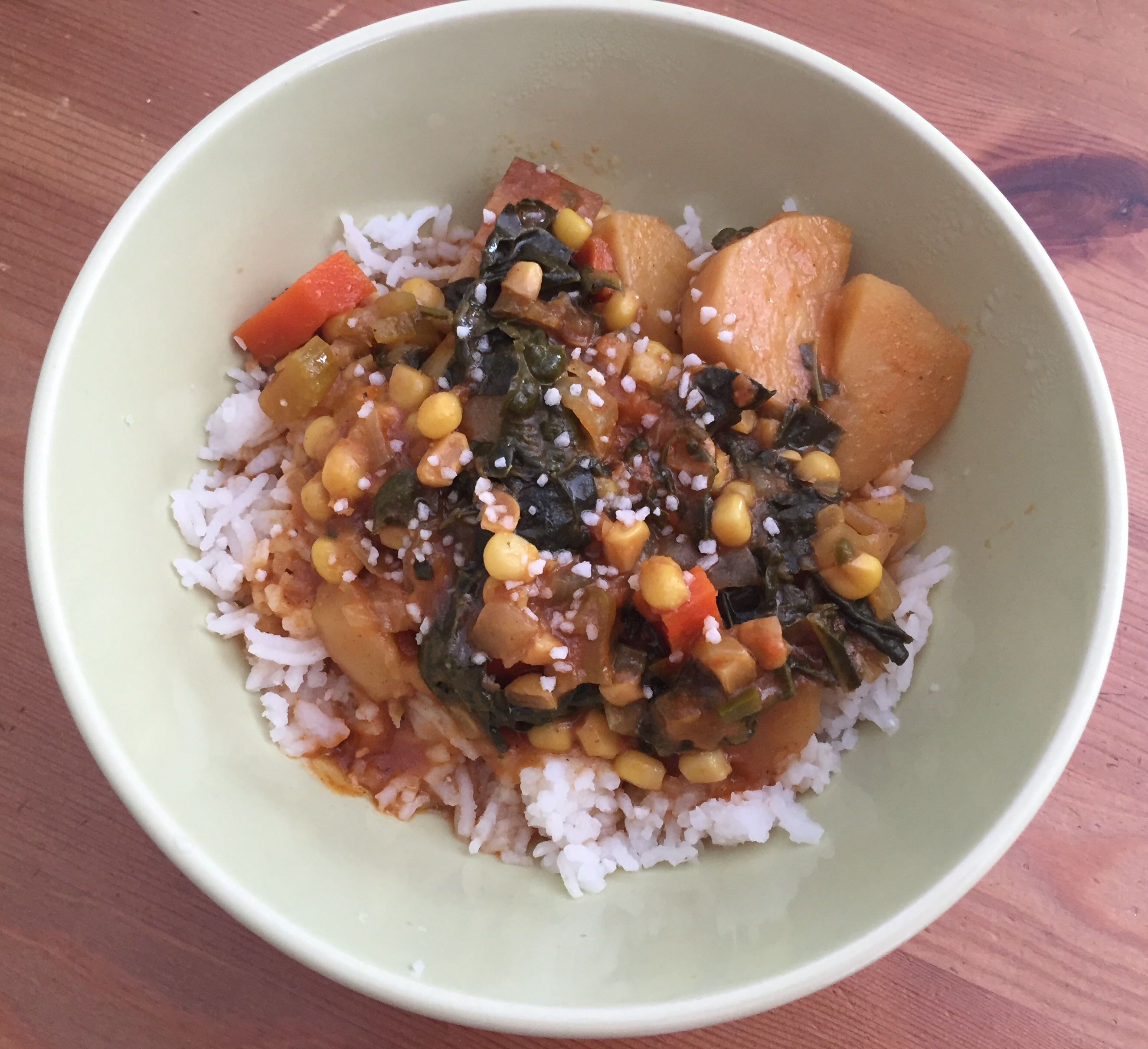 Slow Cooker Hodgepodge