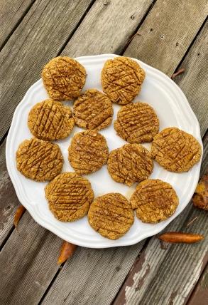 Gluten-free Pumpkin Cookies - Yummy!