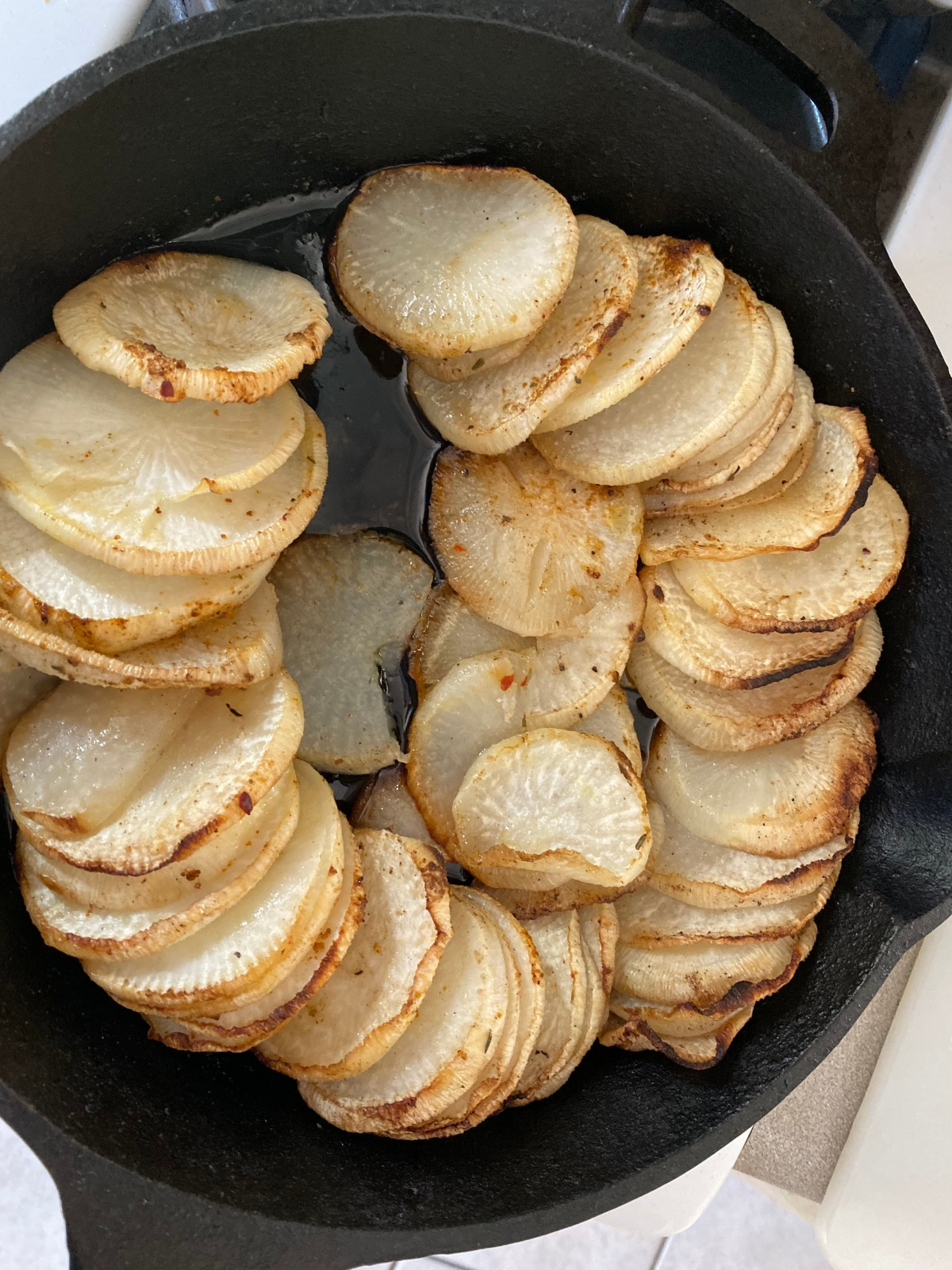 Roasted Turnip Recipe